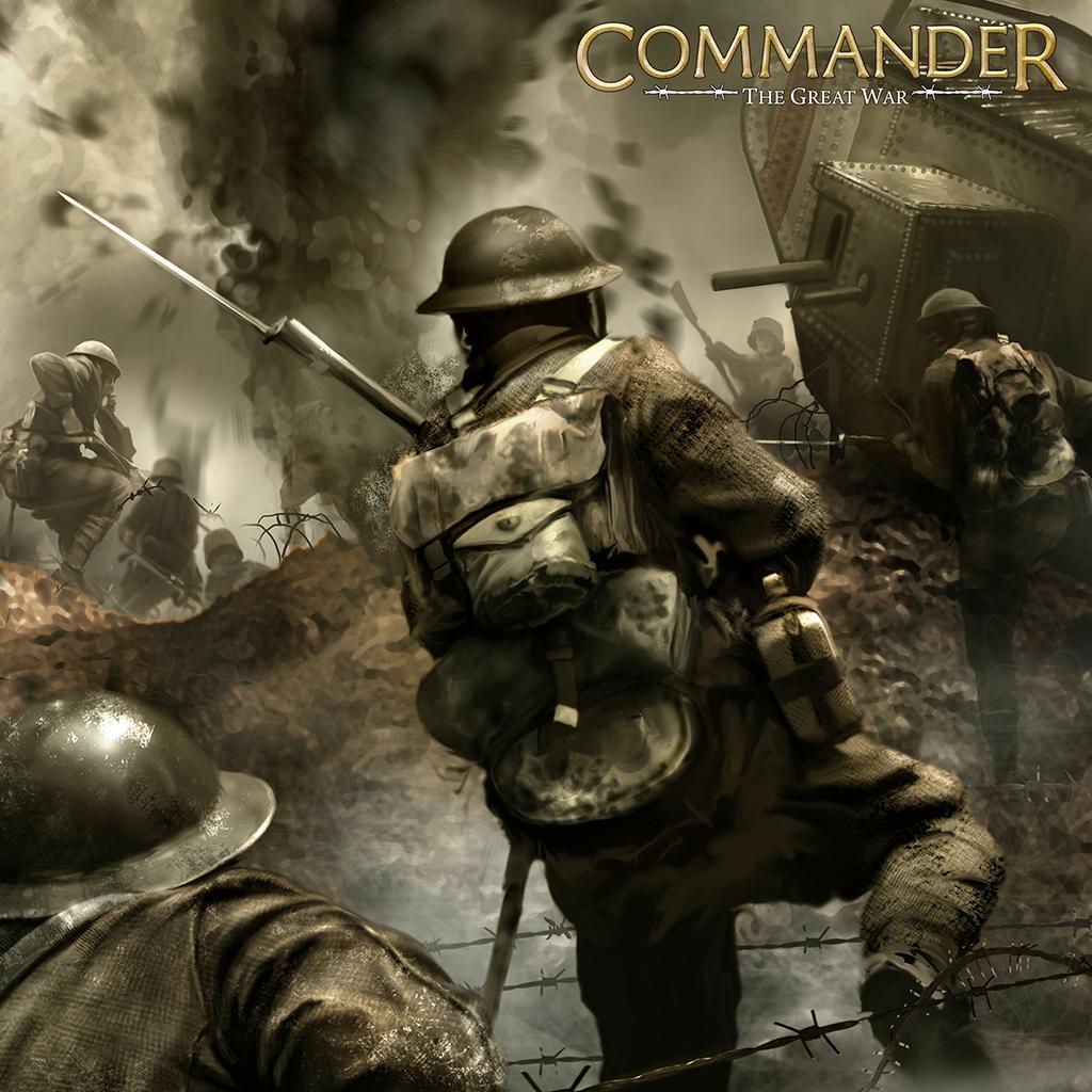 matrix games commander the great war ipad wallpapers