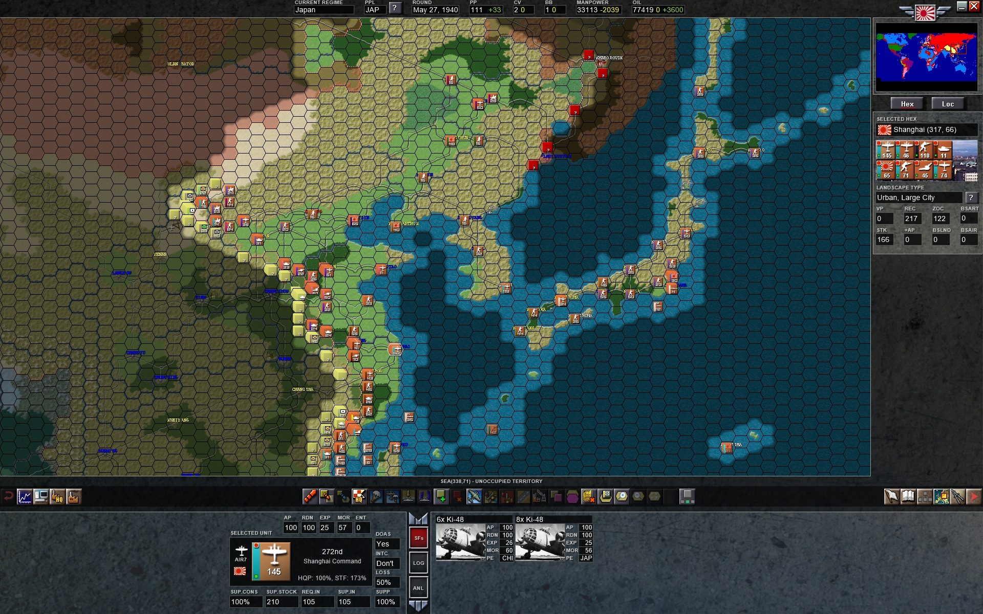 Matrix Games - Advanced Tactics Gold - Mod Global Domination 38 v3