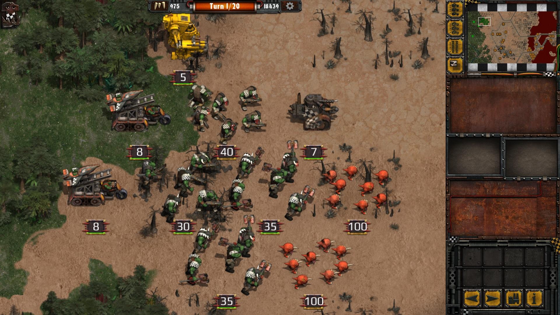warhammer 40 000 armageddon da orks on steam