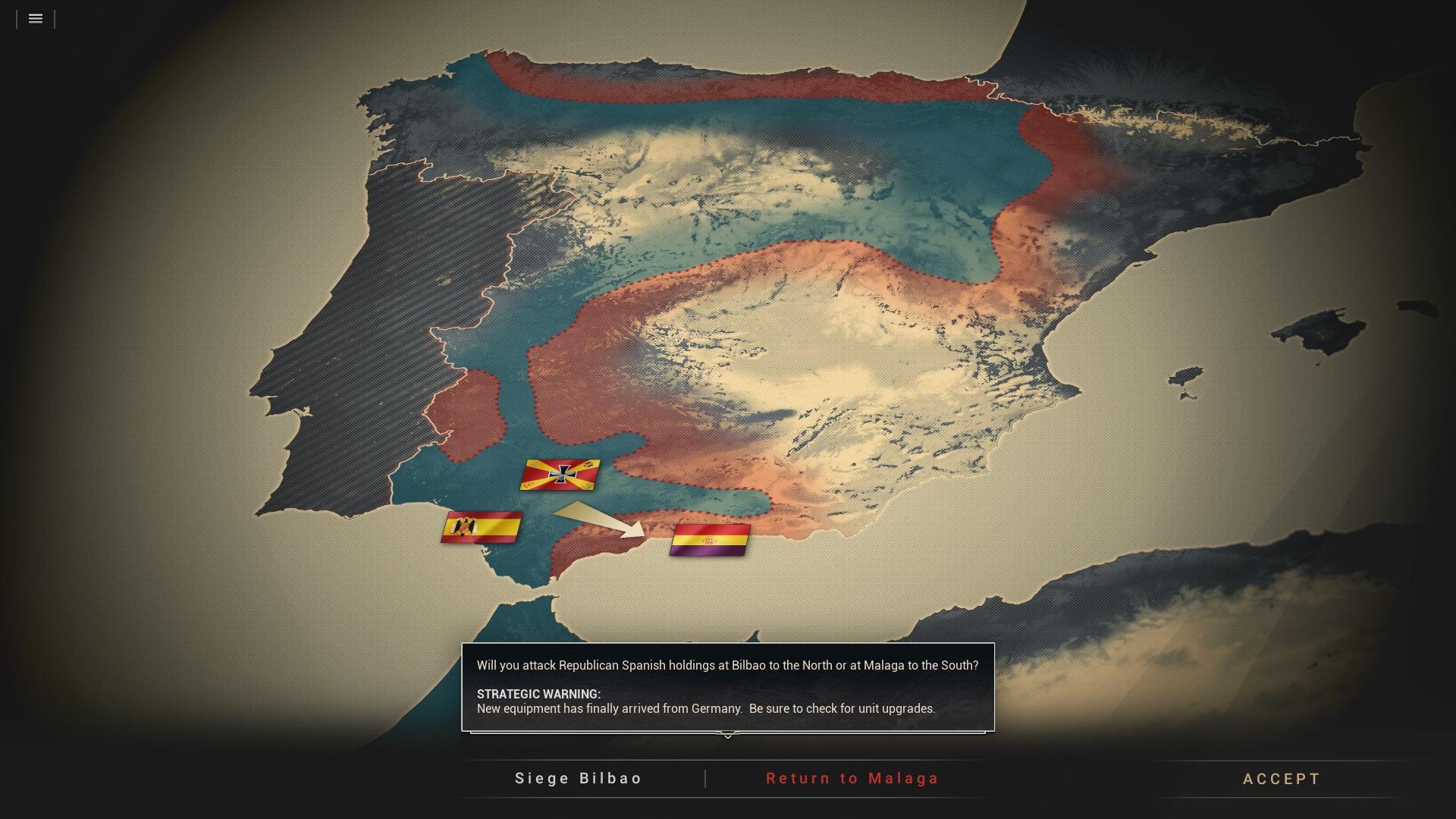 Panzer Corps 2. Spanish Civil War