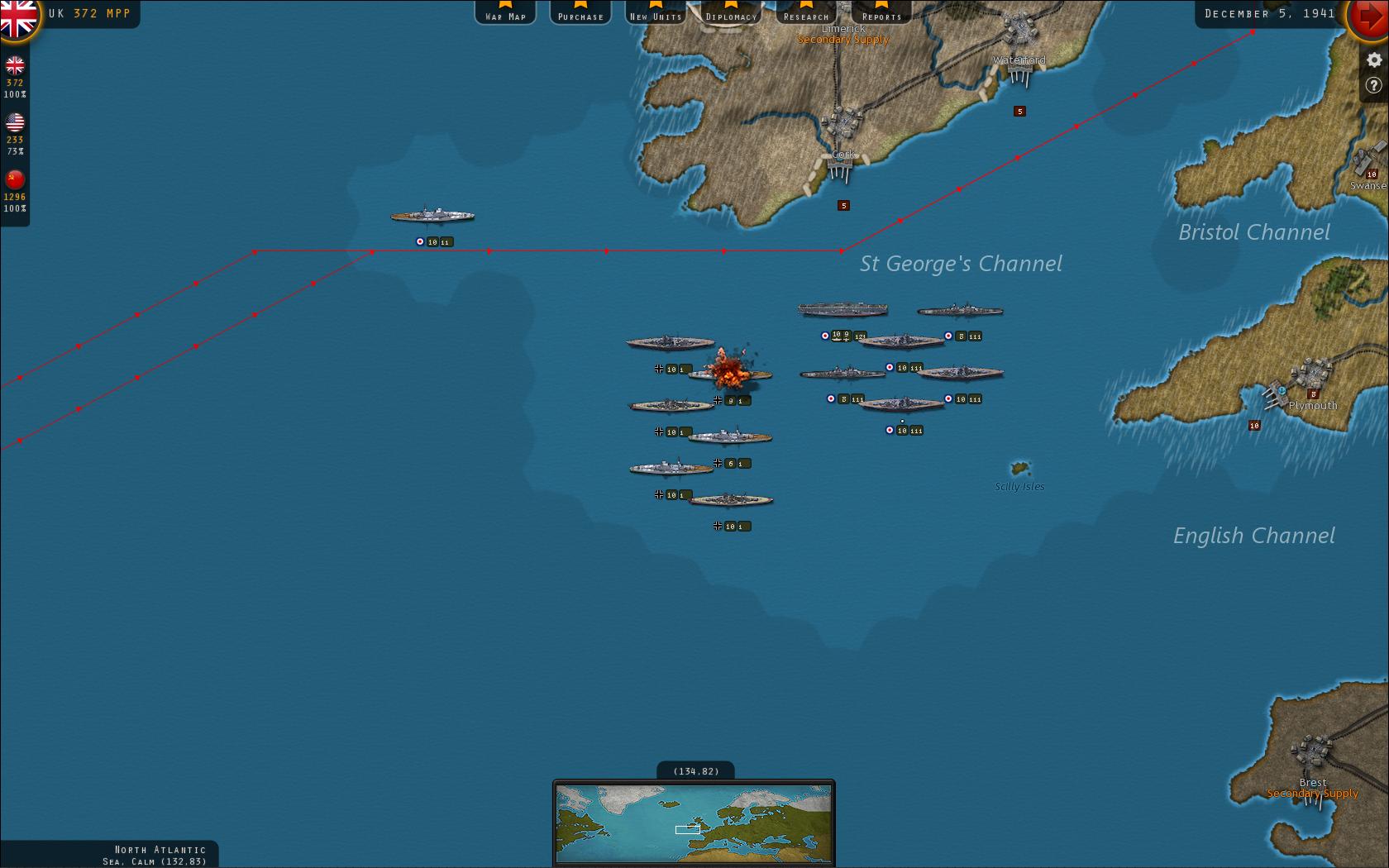 Strategic command wwii war in europe reveals a full set of screenshots publicscrutiny Images