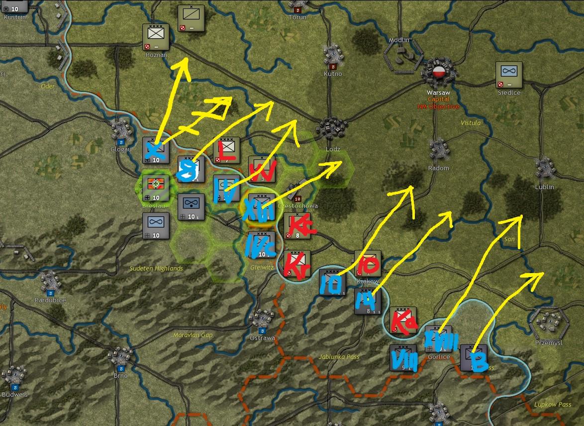 strategic command wwii war in europe aar